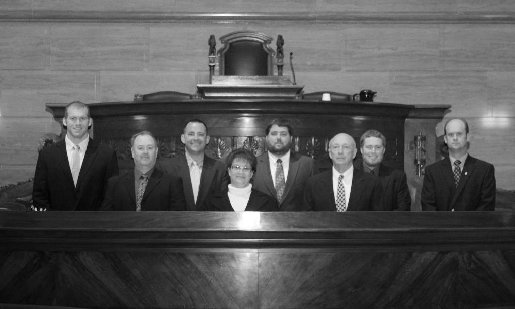 Missouri CornRoots Leadership Academy members