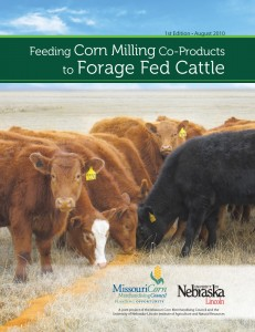 Feeding Corn Milling Co-Products