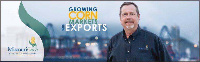 Growing Corn Markets with exports