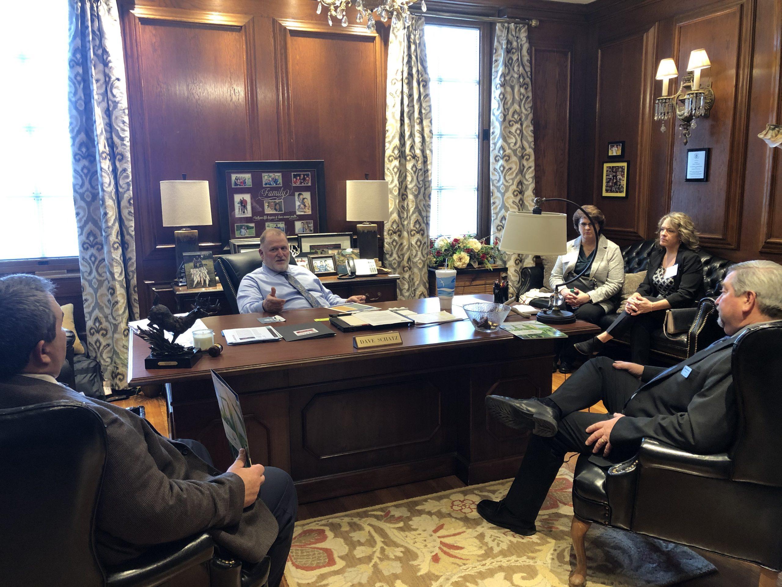 Legislative Visits 2020