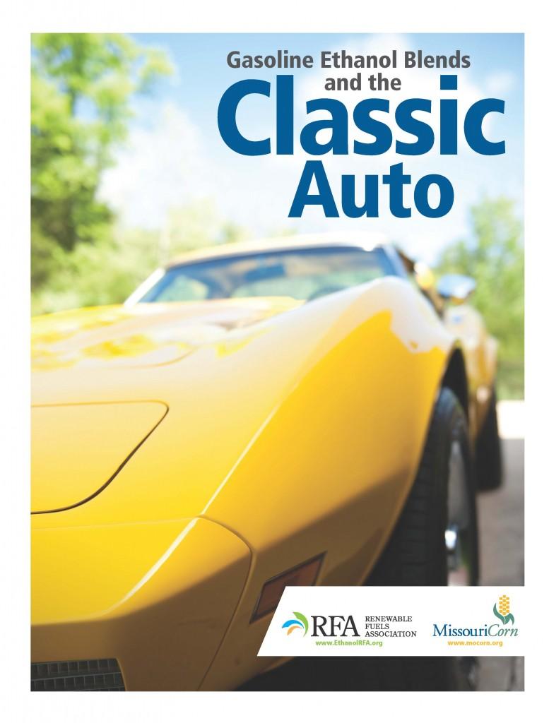 MoCorn Classic Autos Book