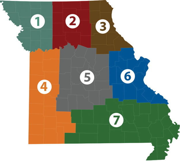 Mo District Map